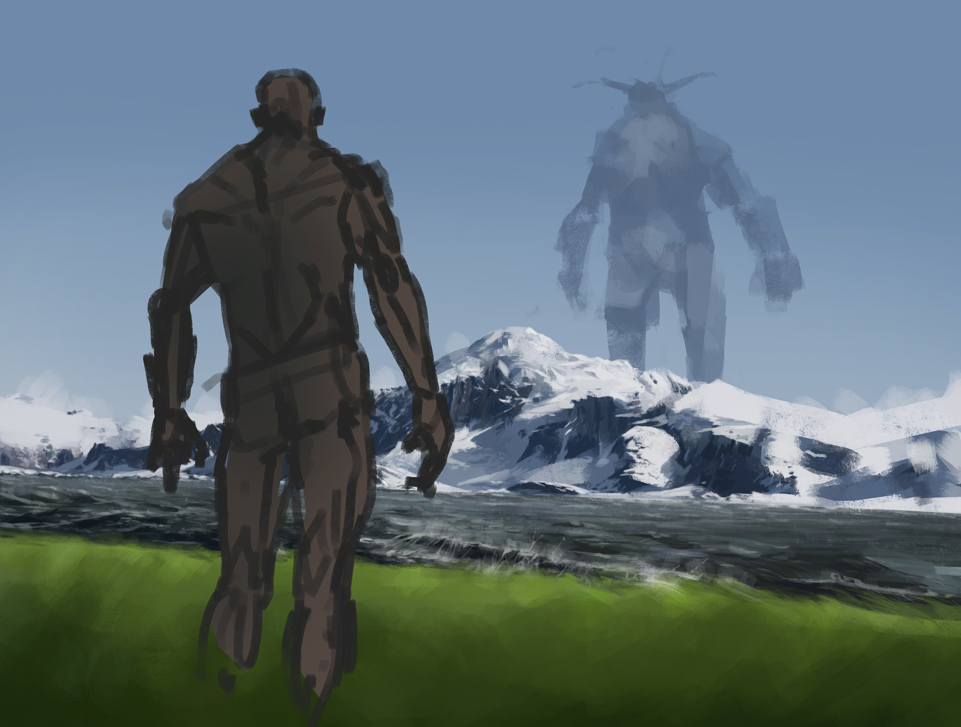 Jakub rozalski ancients conceptart 02p3