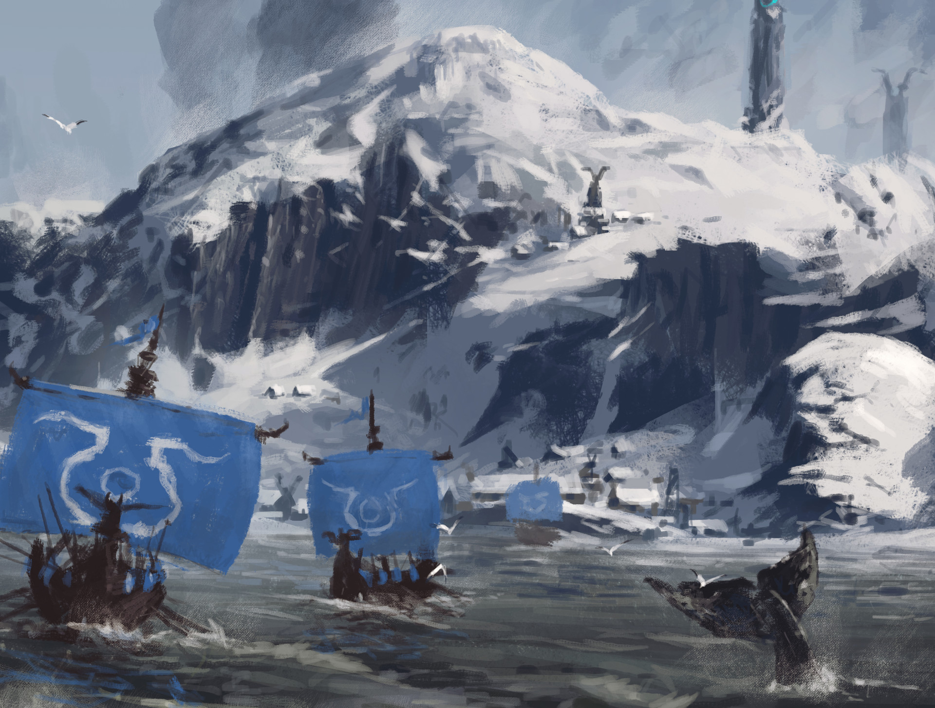 Jakub rozalski ancients conceptart 02pv1