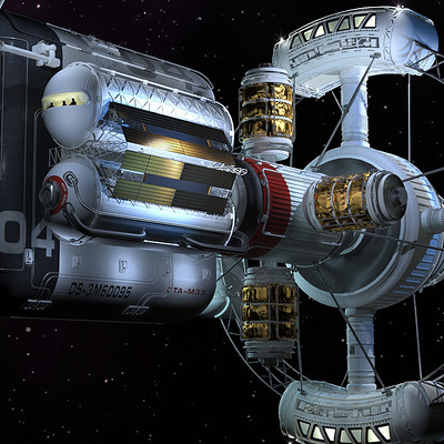 Ben harrison cargo ship 01