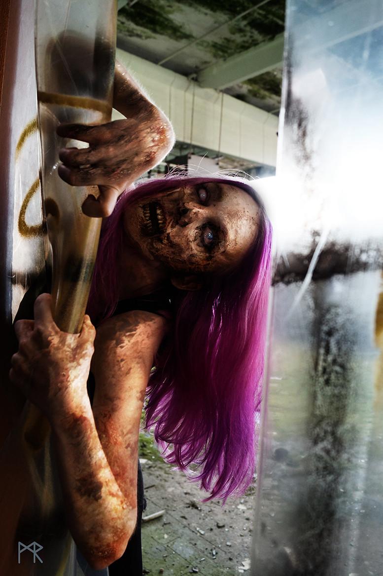 Mathieu roszak zombie aurore web
