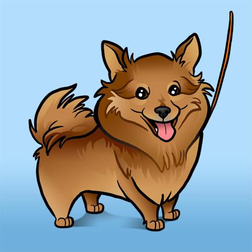 Steve rampton brown dog