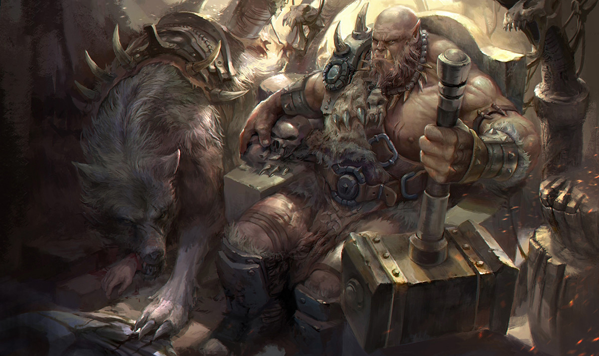 Orgrim Orc