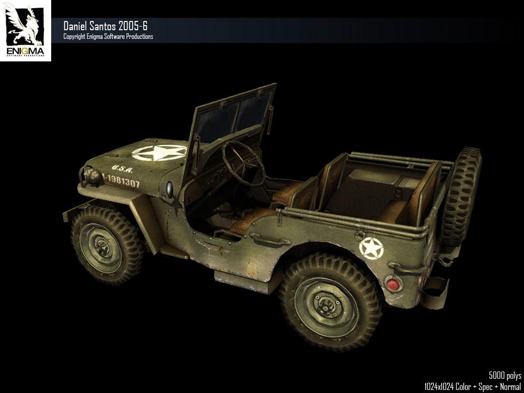 Dani santos dsantos jeep