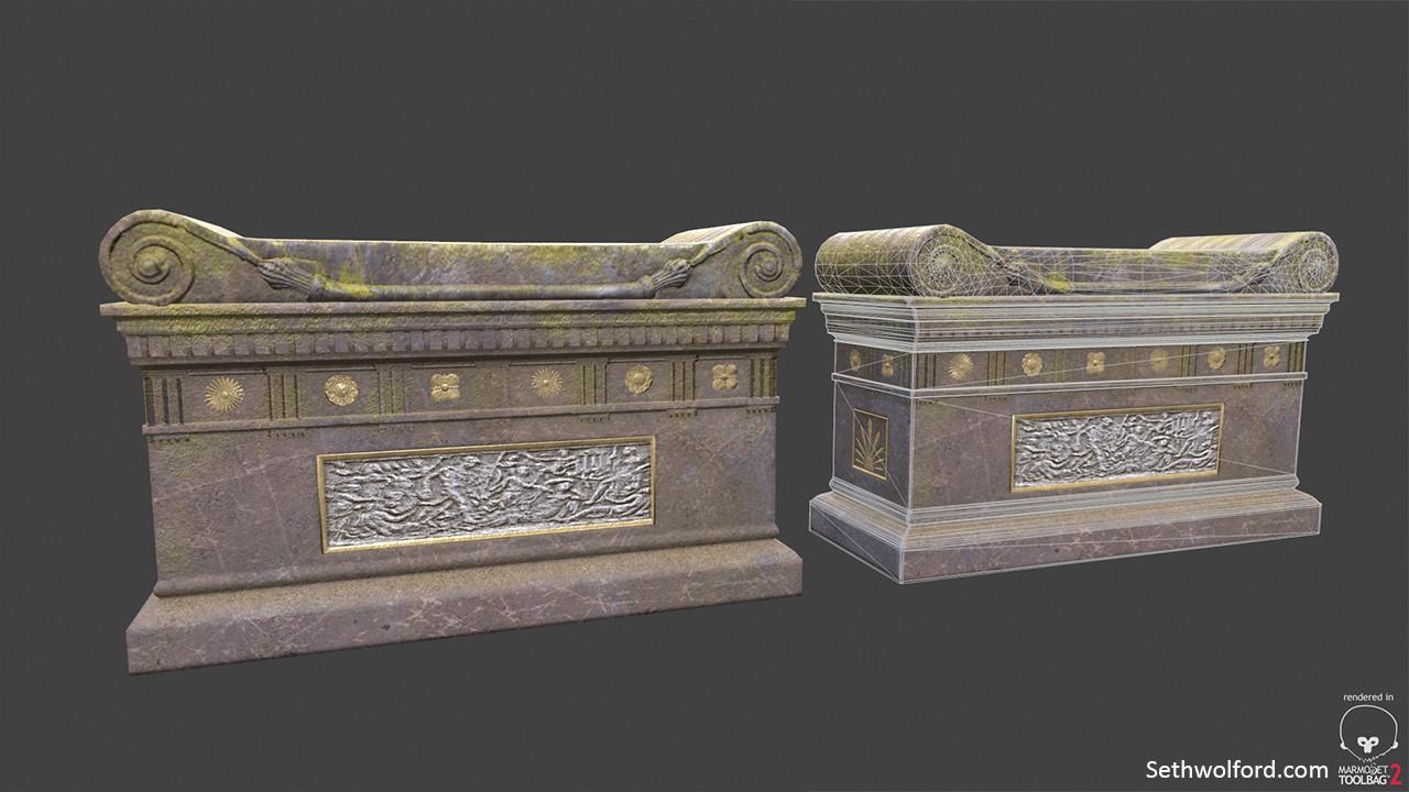 Seth wolford sarcophagus