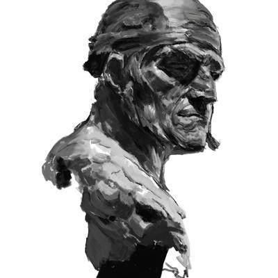 Will kosman sculpturestudy01
