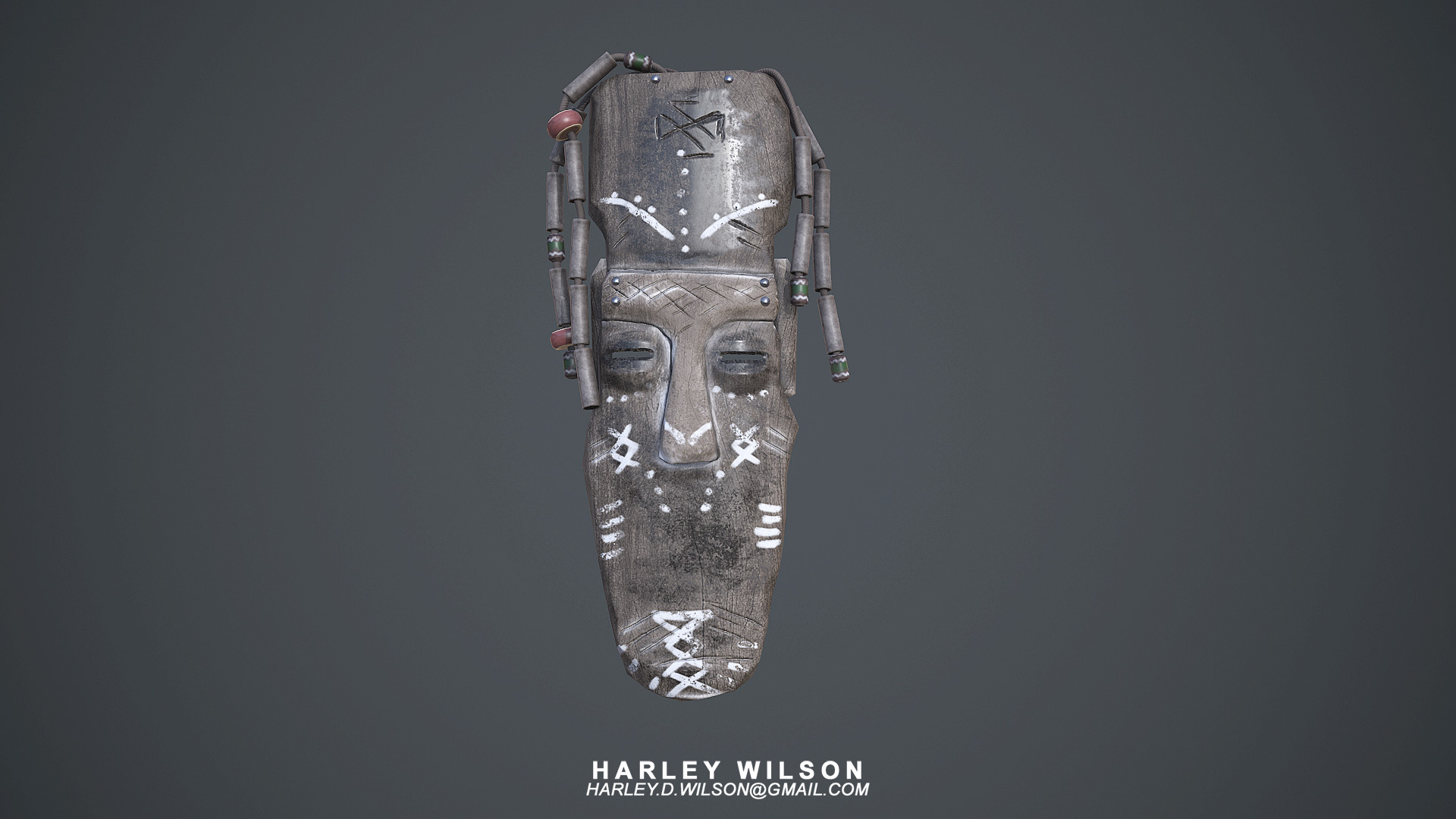 Harley wilson tribalmask png a
