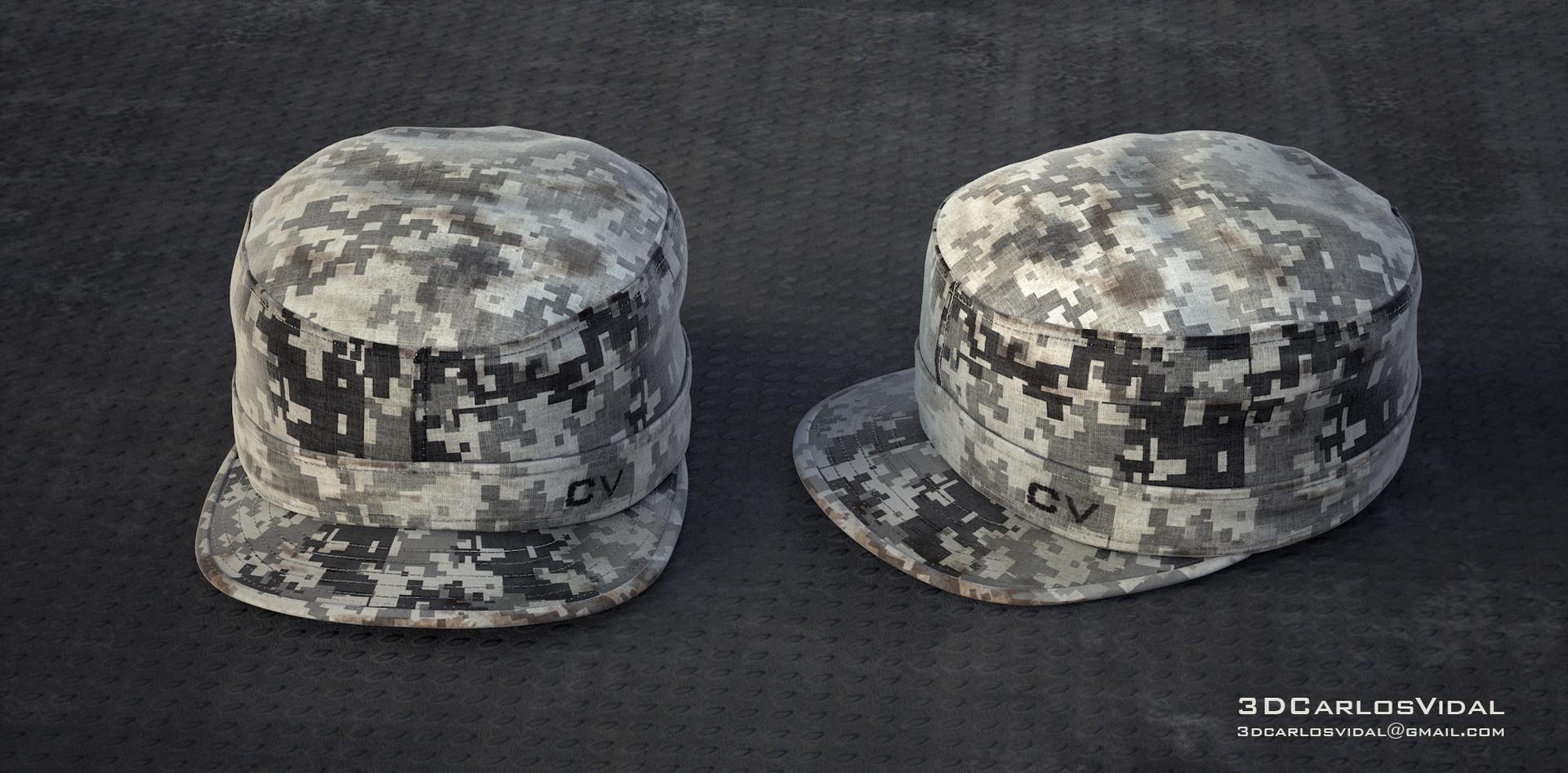 Carlos vidal gorra 01
