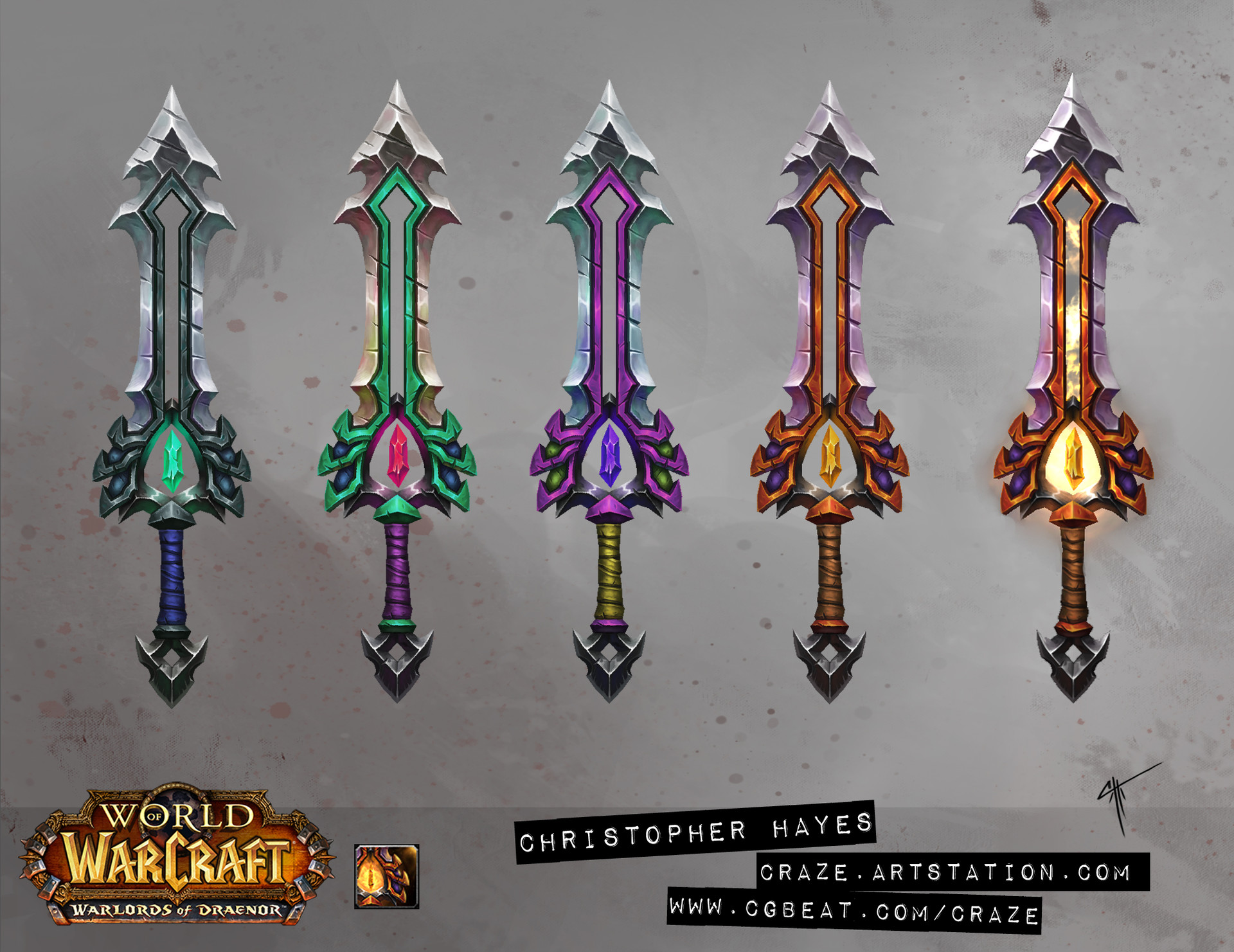 Christopher hayes sword pvp s2