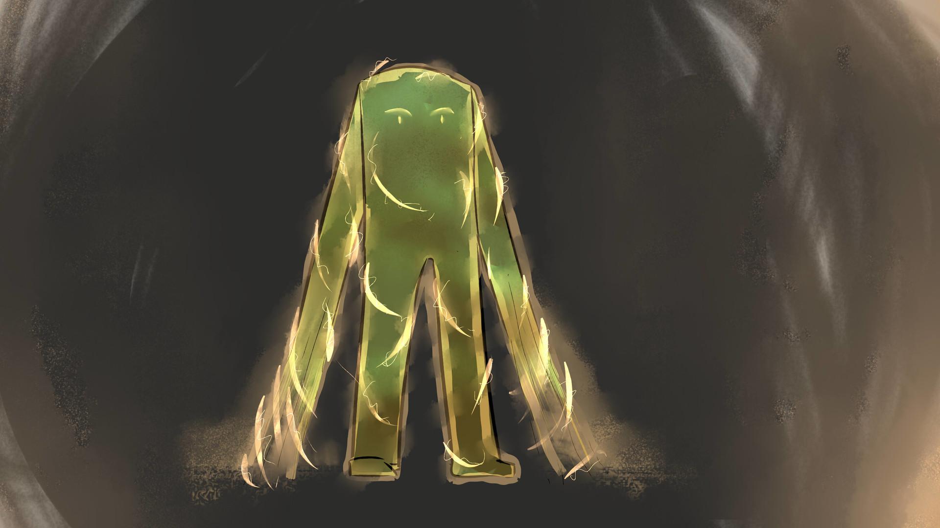Benjamin pelmoine creature d energie errante