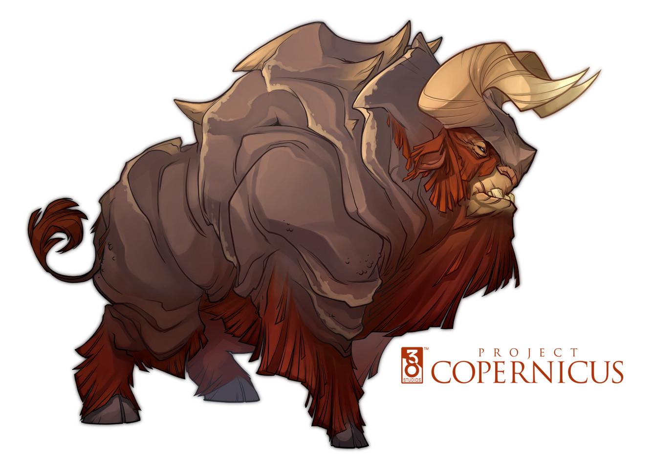Nicholas kole aurochs