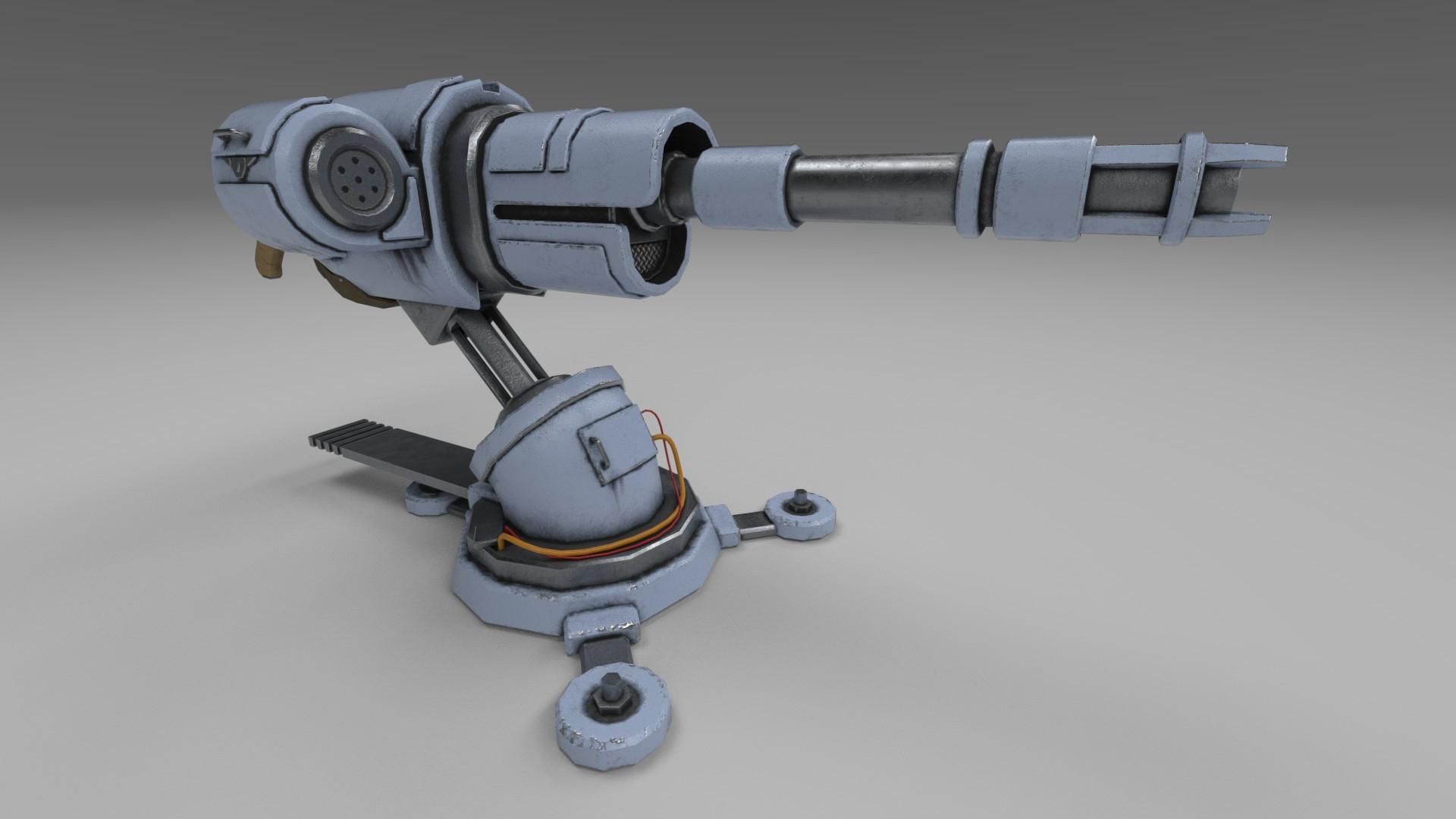 Iain gillespie cannon render 01