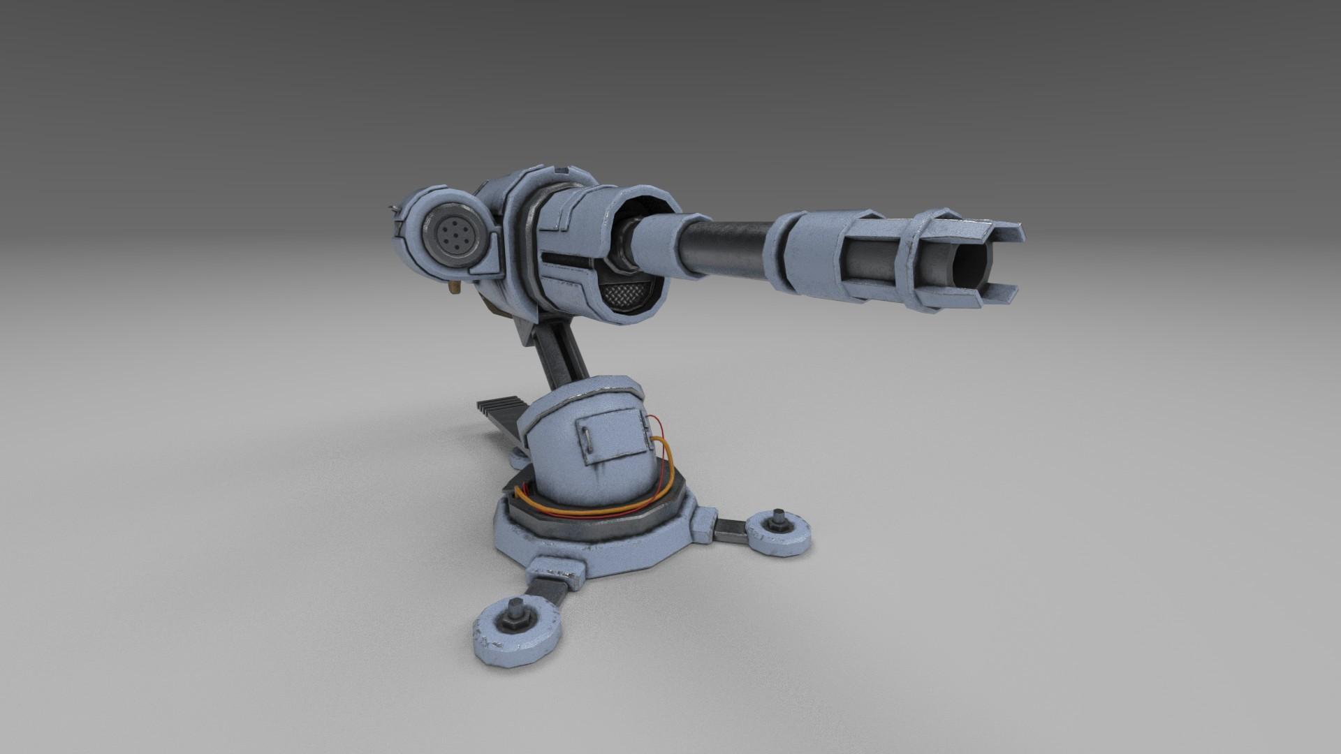 Iain gillespie cannon render 04
