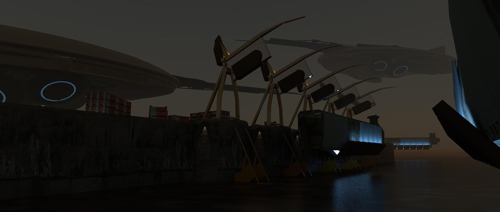 3d base render