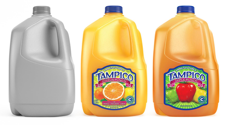 Aj jefferies behance bottles