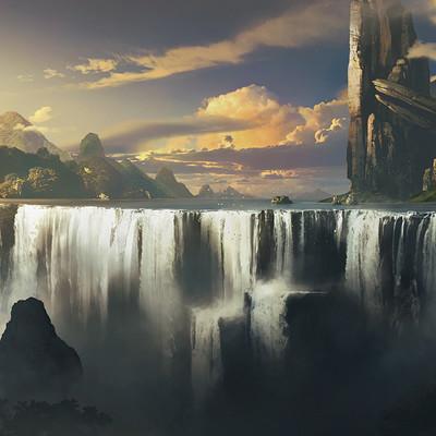 Dmitriy kuzin waterfall3matte 2560