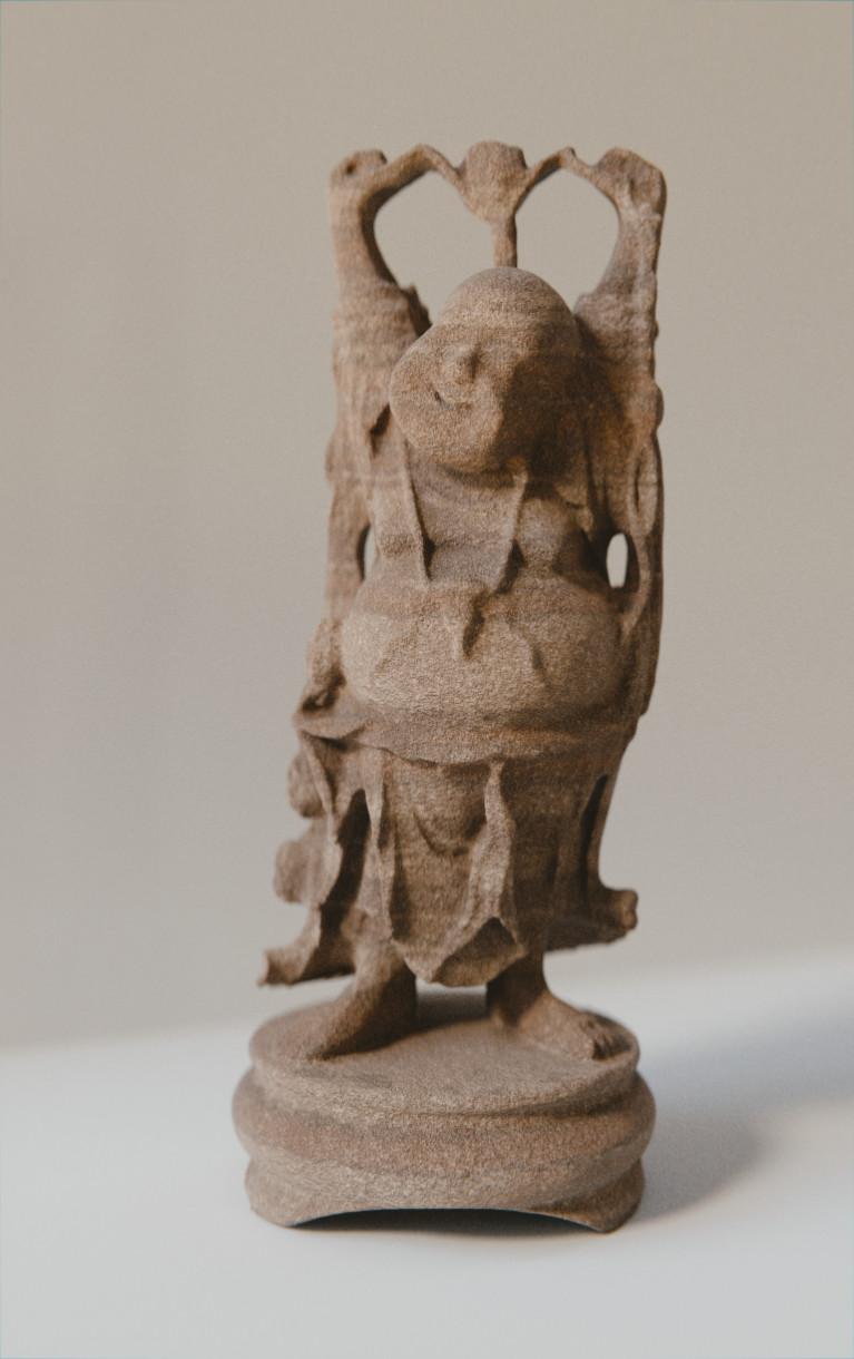Anthony pilon happy buddha sandstone