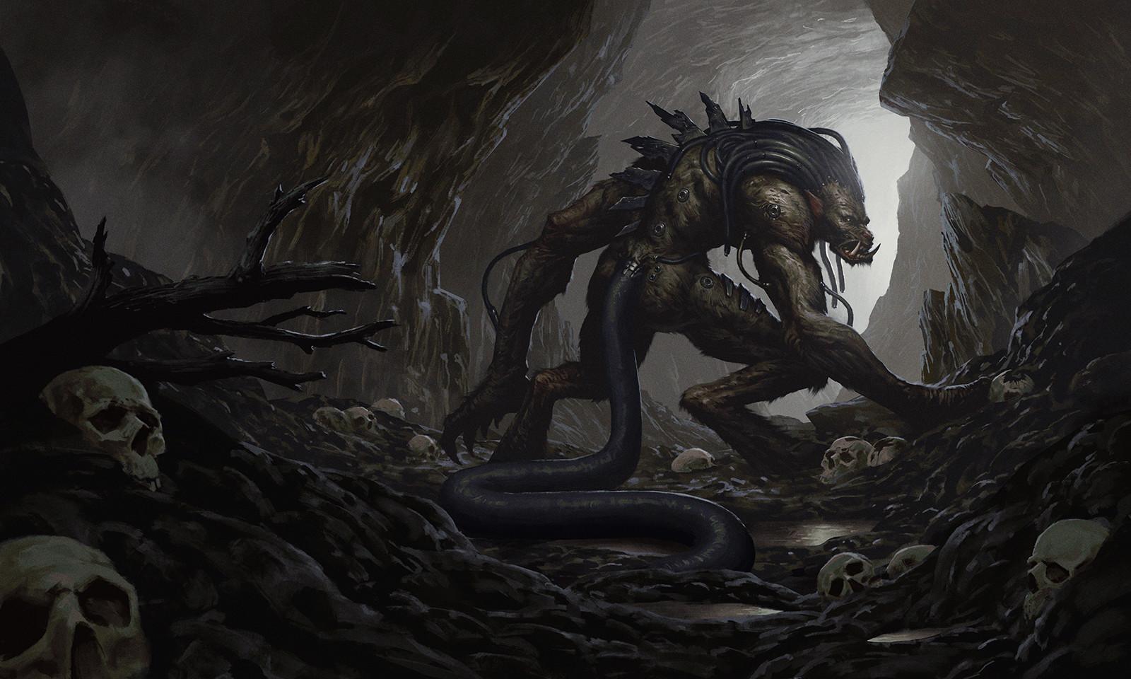 Mutant Werewolf