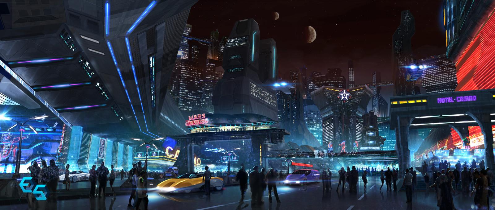 Paraiso City - Element Space