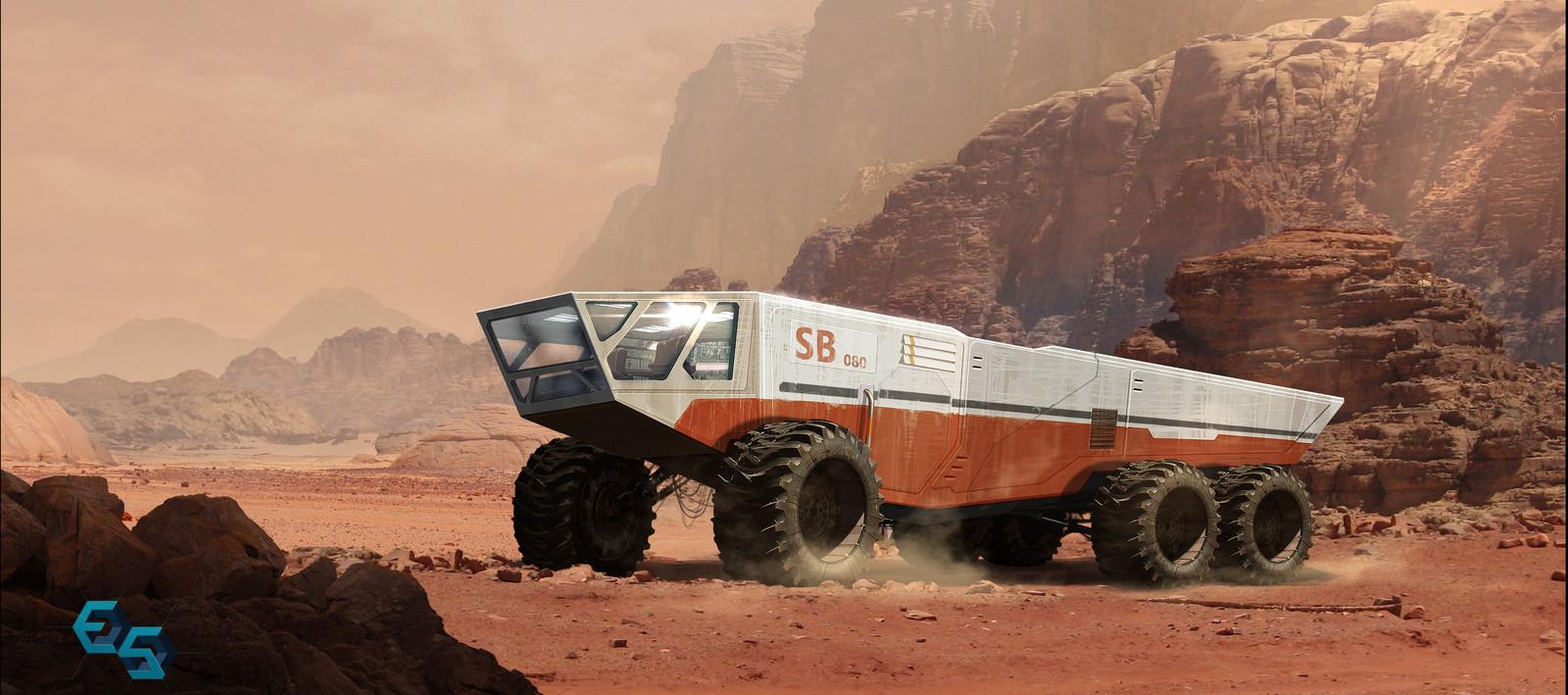 Mars Transport