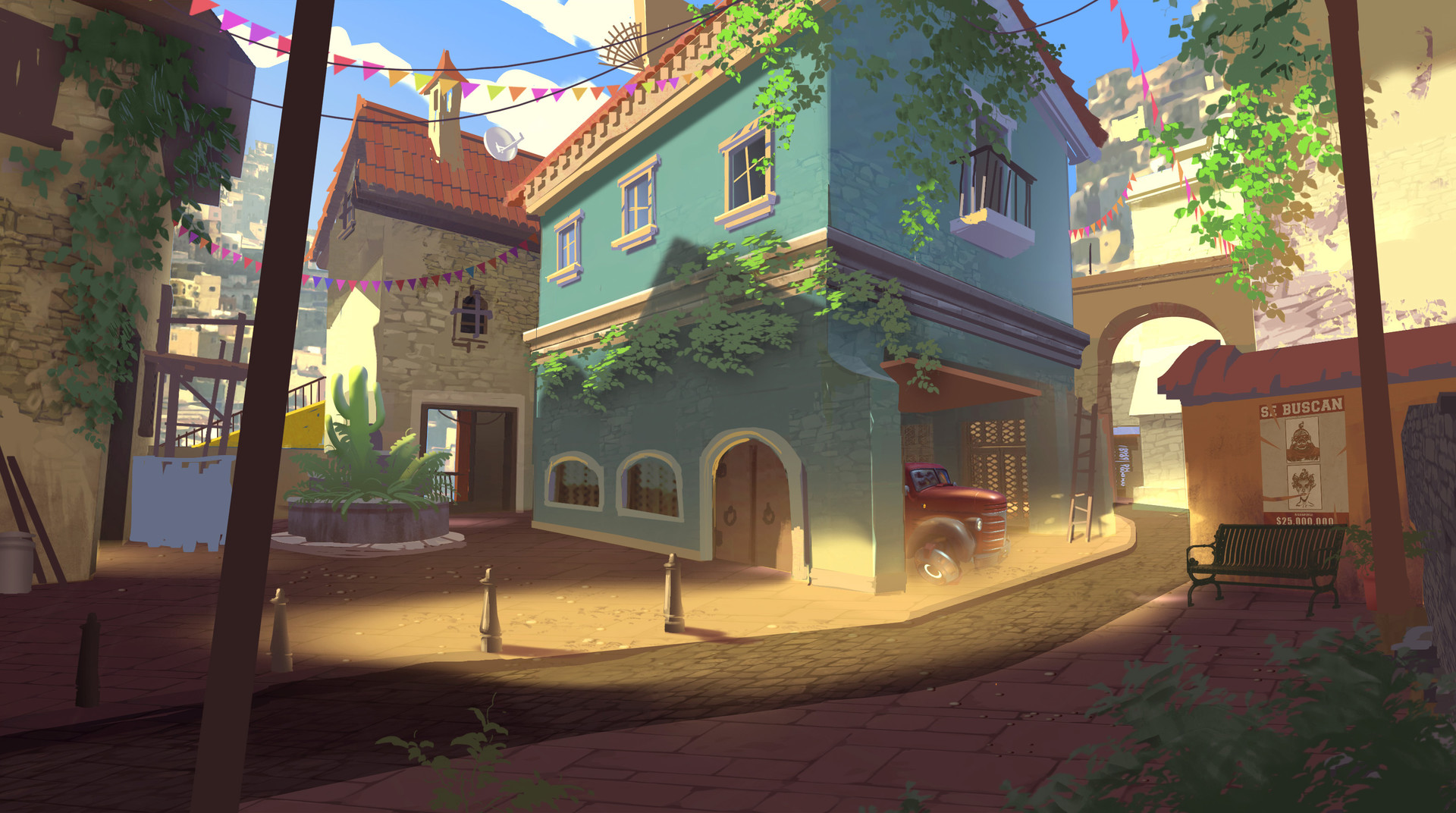 Nick Carver Overwatch Blizzcon 2015 Artists Stage Demo