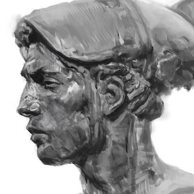 Will kosman sculpturestudy02