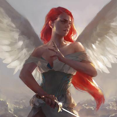 Miguel mercado angel token upload