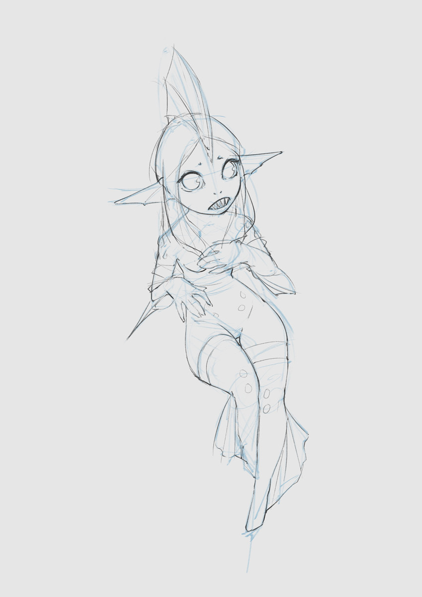Eyal degabli mermaid sk1