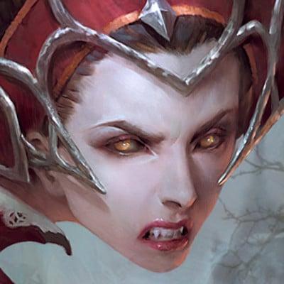Lius lasahido furyblade vampire
