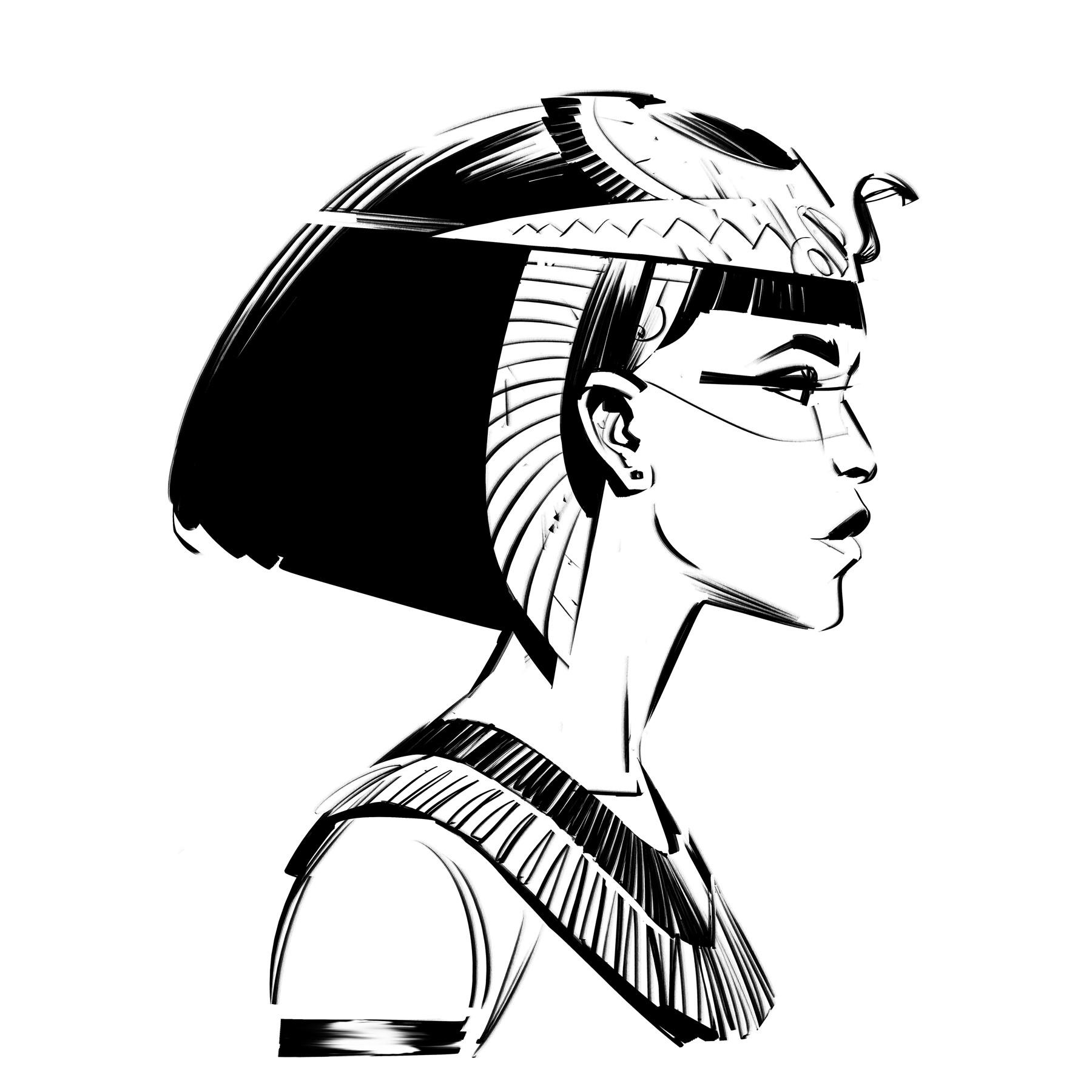 Renaud roche egypt princess01web
