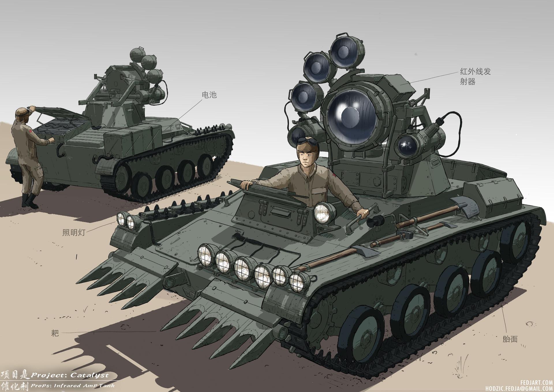 IR Tank