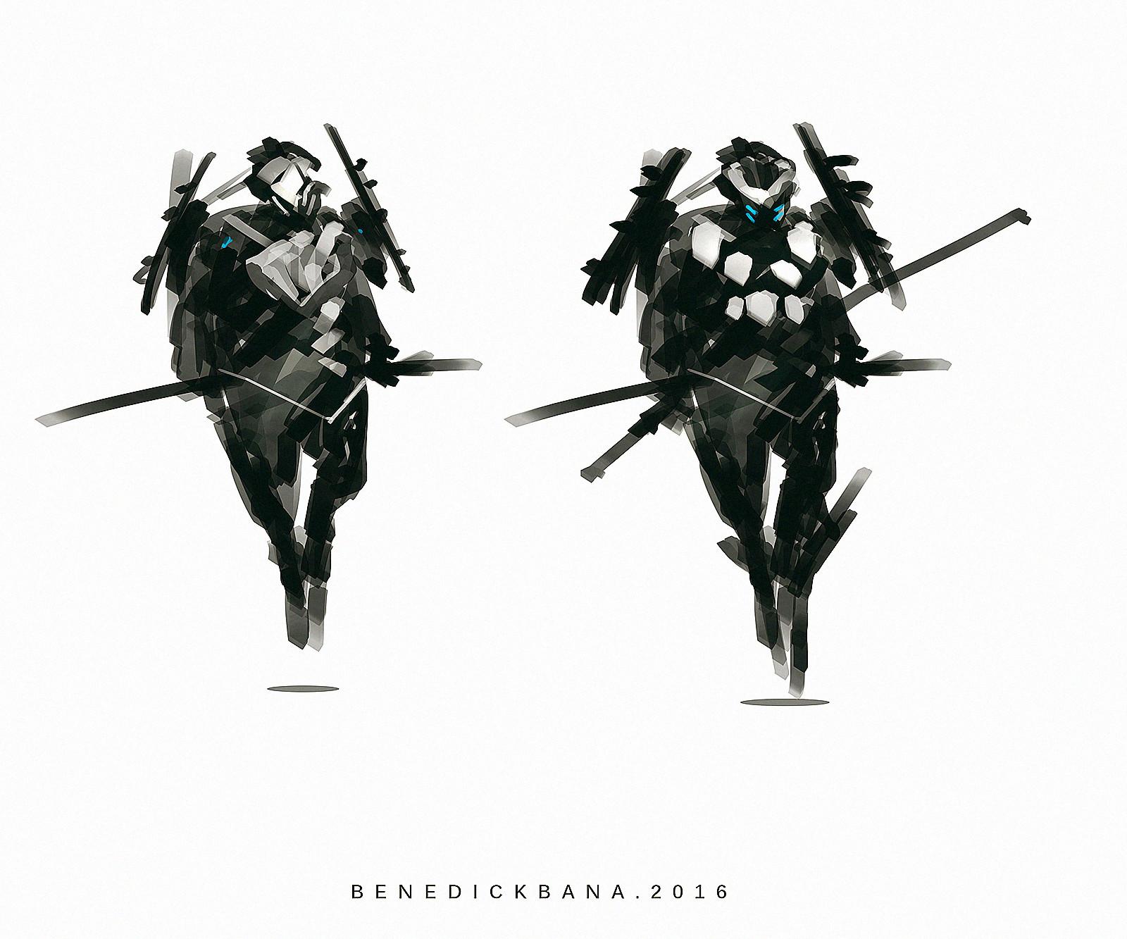 Benedick bana ninjadesign lores