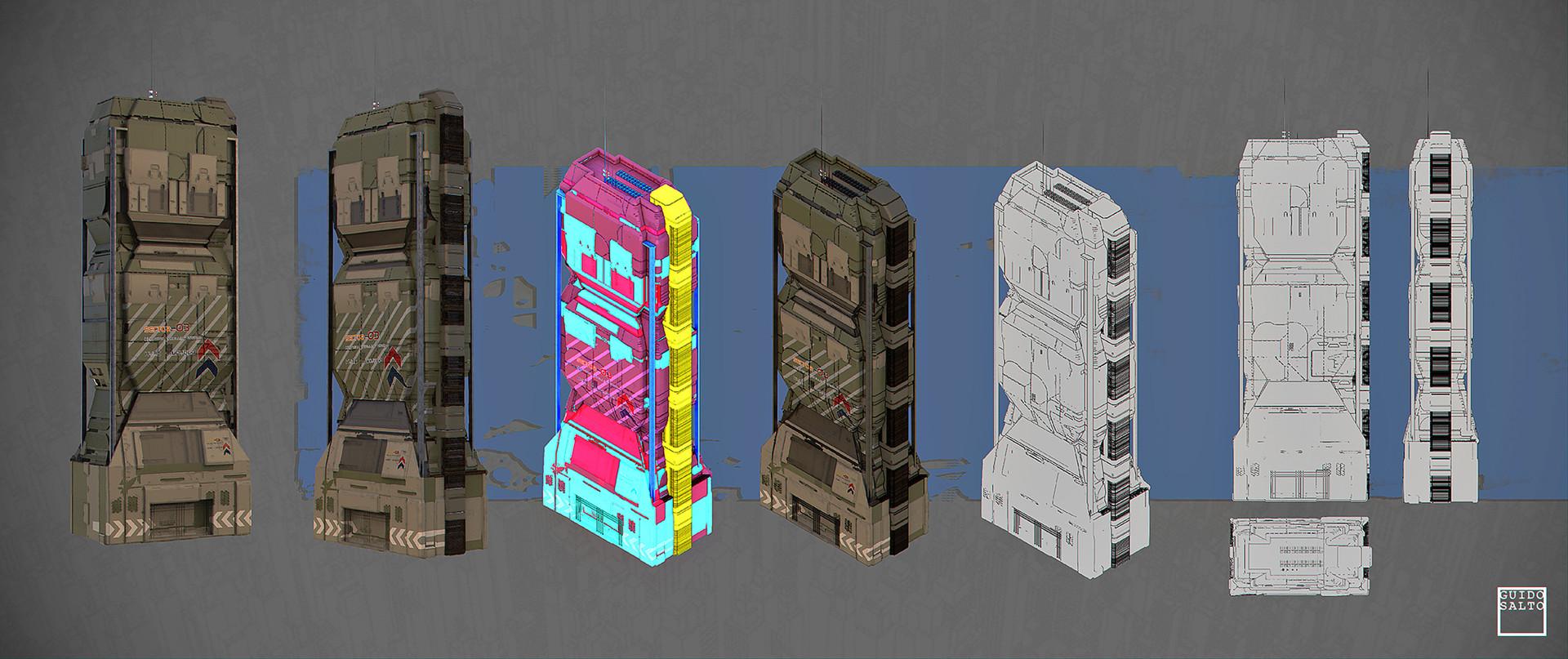 Medium Density Building