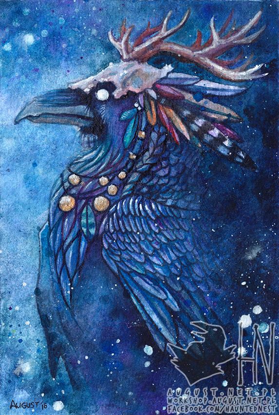 Anna augustyniak 2016 05 16 raven apostle
