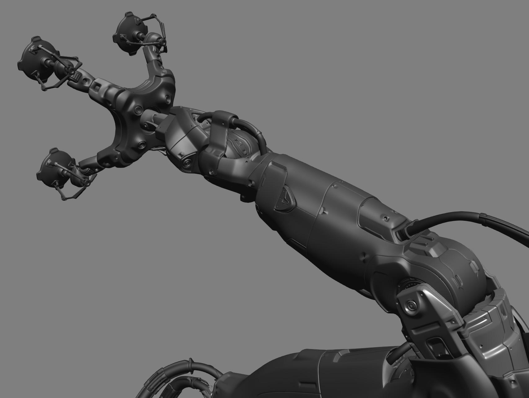 Alexander boluzhenkov roboticarm wip 14 1
