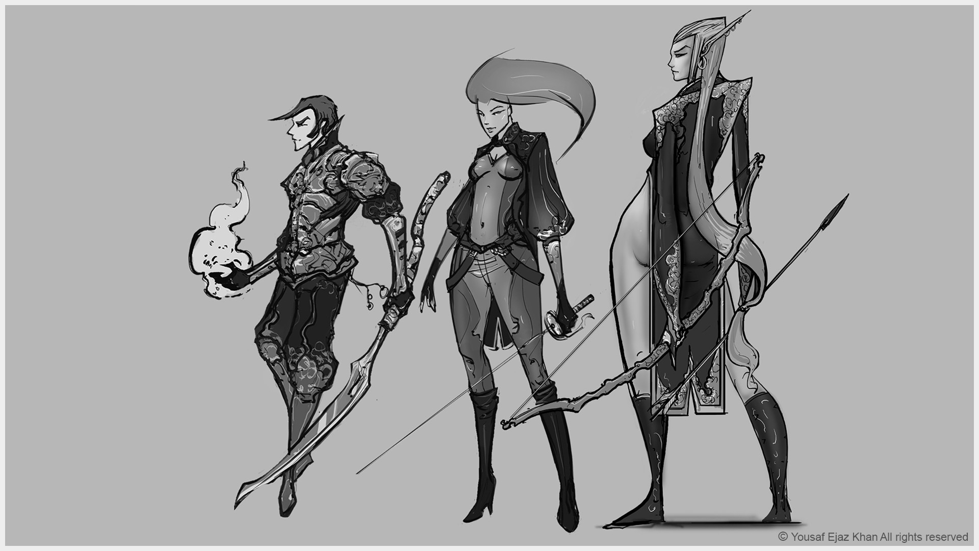 character sketch of