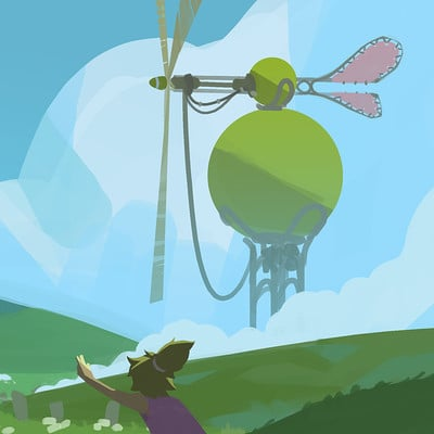 Samuel herb overworld