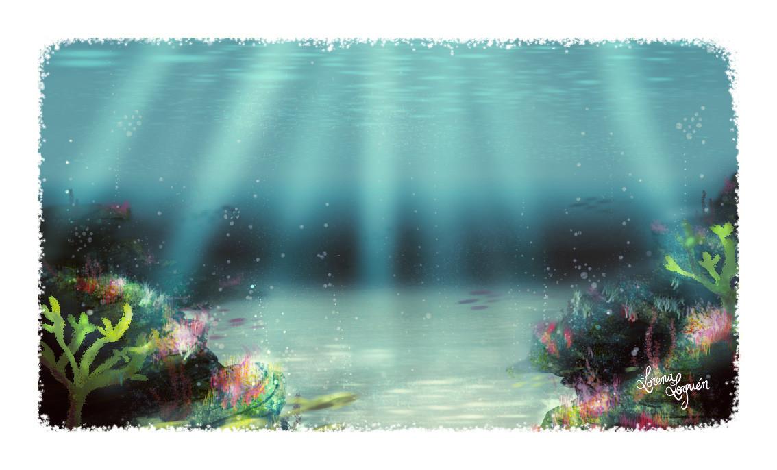 Lorena loguen deep ocean by lorena loguen