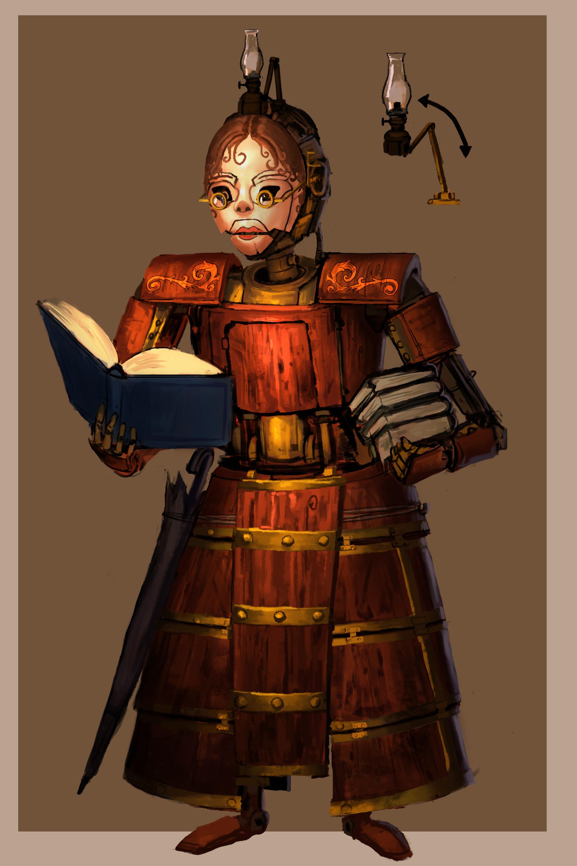 Kerim akyuz librarian2