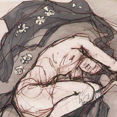 Mike mccarthy sylphs sketch