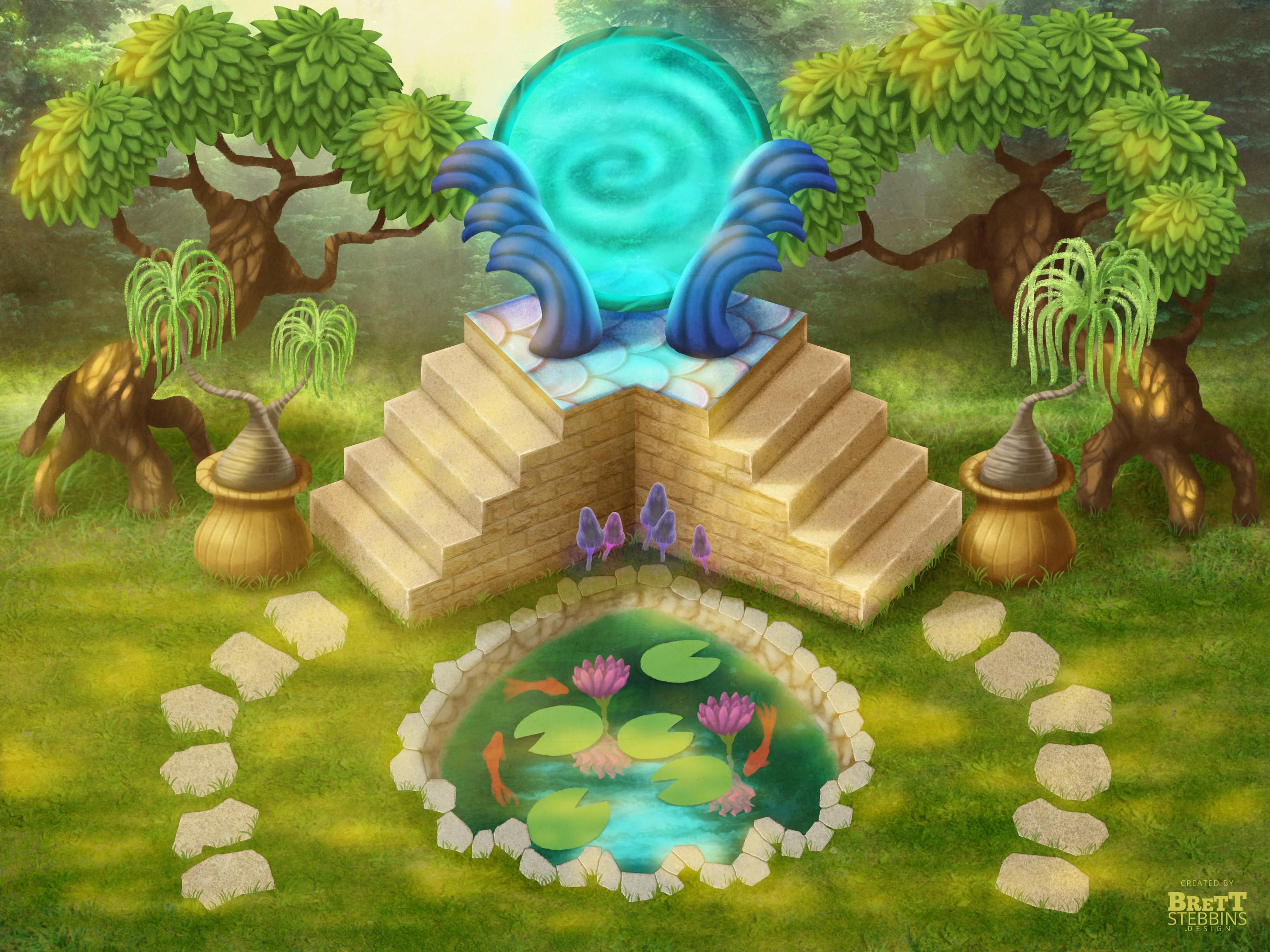 Final Concept Art - The Portal