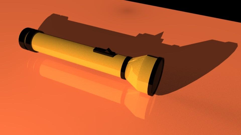 Joao salvadoretti flashlight6