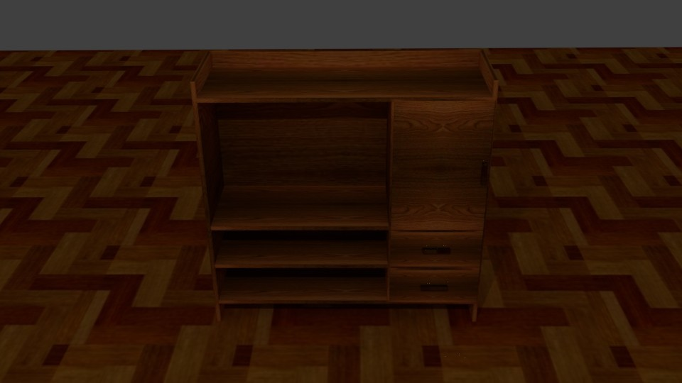 Furniture - 3 (Blender)
