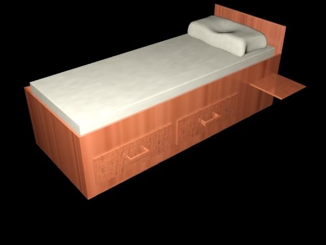 Joao salvadoretti bed1