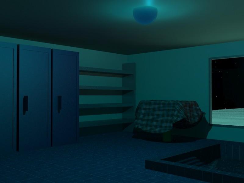 Interior - 5