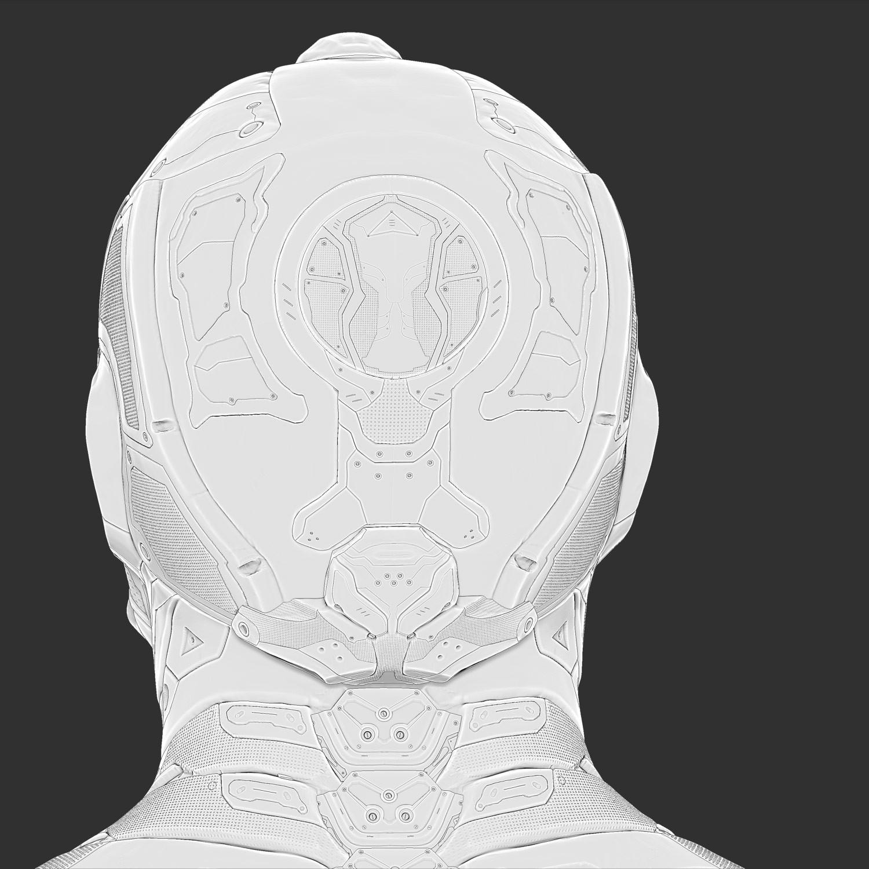 Cavity Head Back