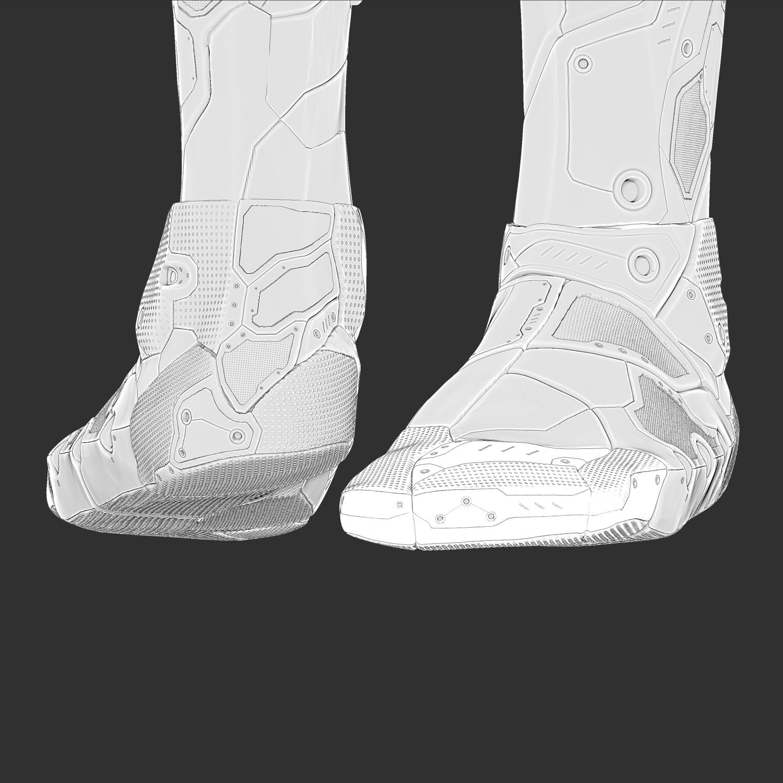 Cavity Foot