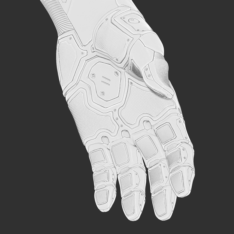 Cavity Hand Inside