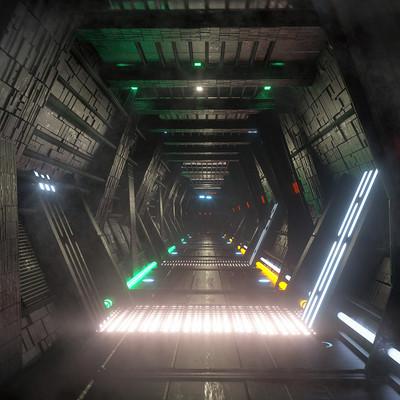 Kresimir jelusic robob3ar 275 140716 hallway 5k