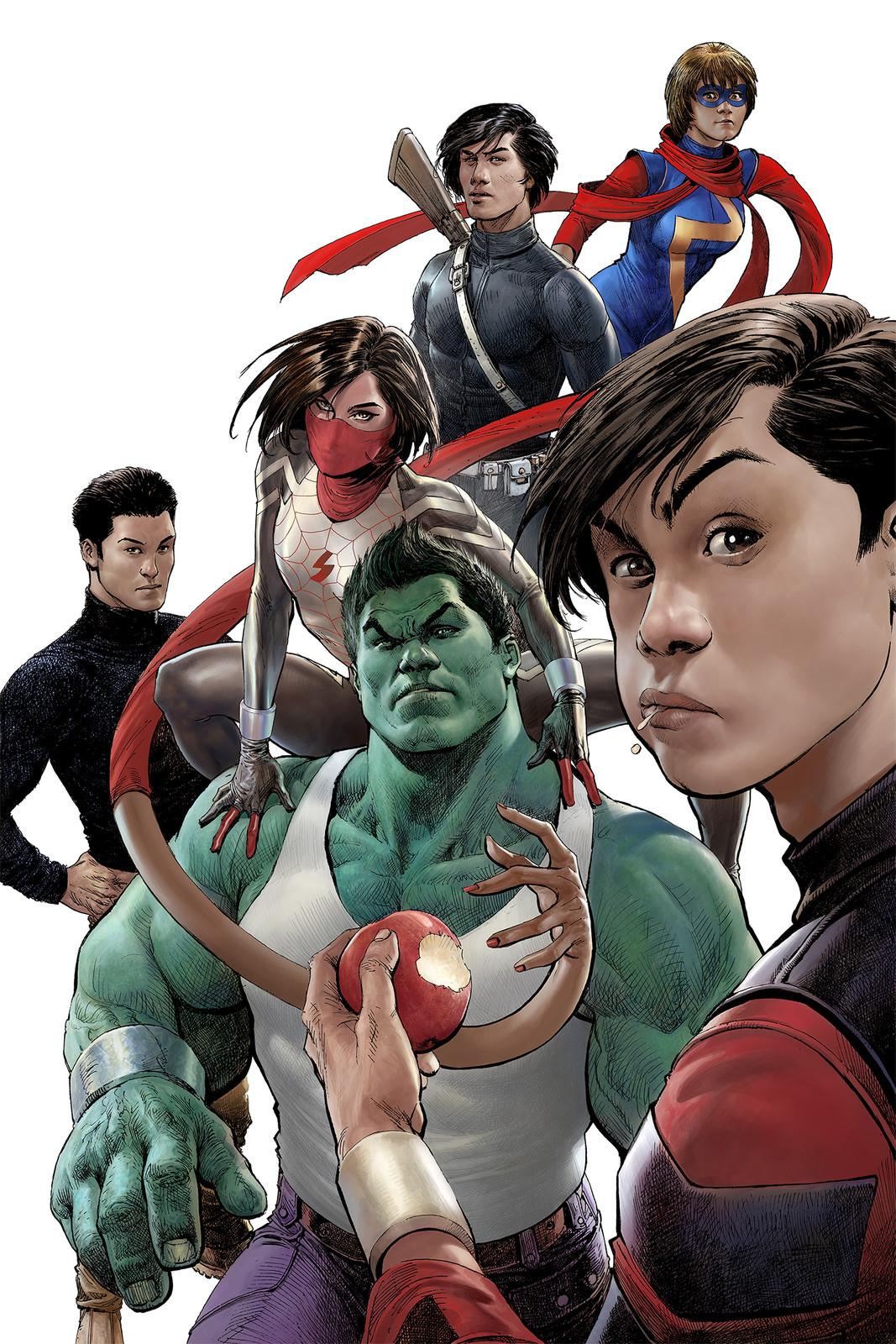Awesome Hulk Final