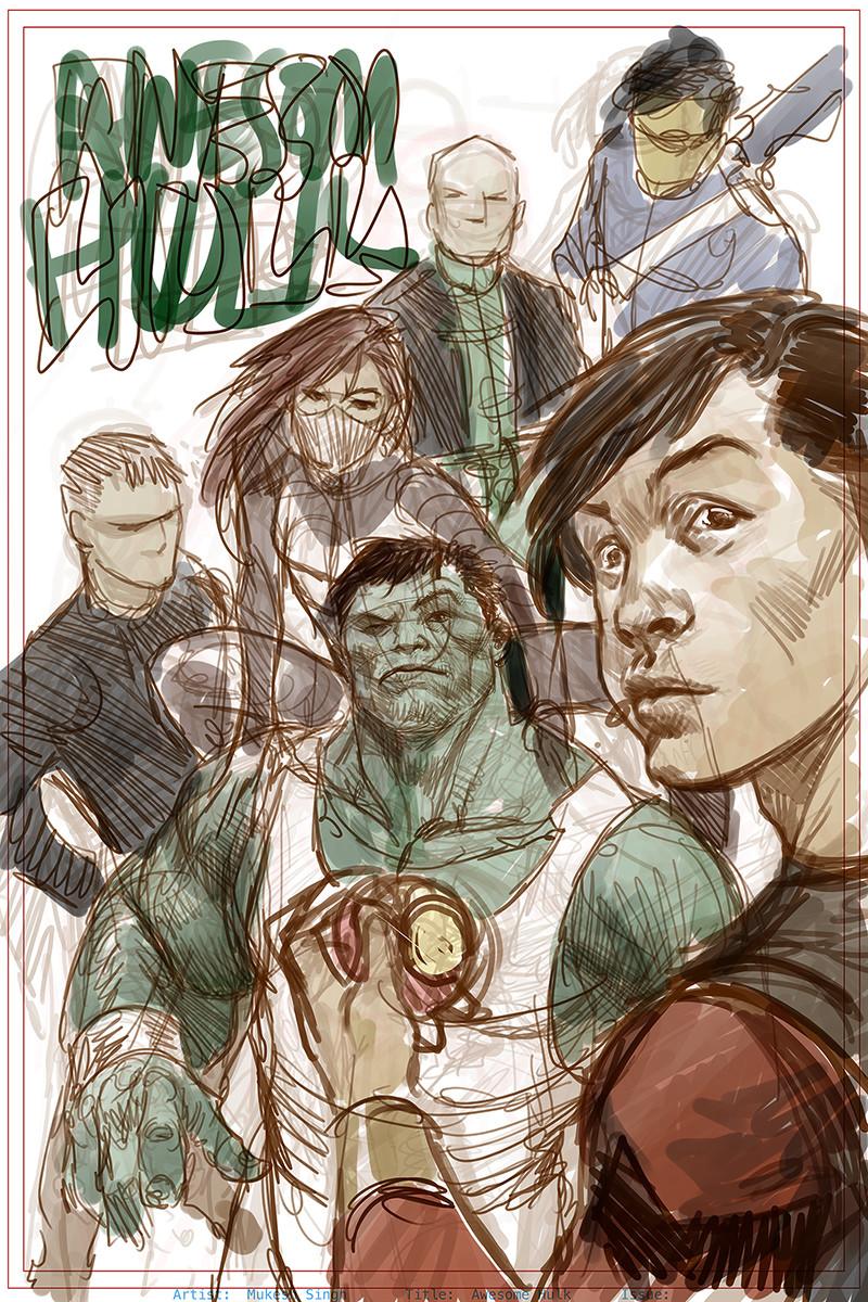 Awesome Hulk Thumbnail